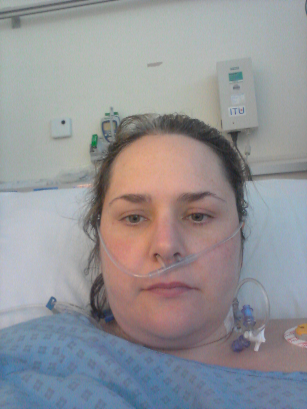 In intensive care