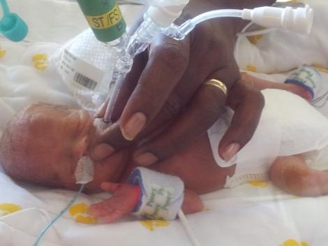 Proud Mummy alert: what a beautiful boy!